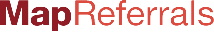 Map Referrals Main Logo Header