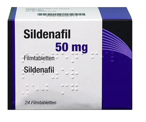 Generic Forms of Sildenafil Citrate